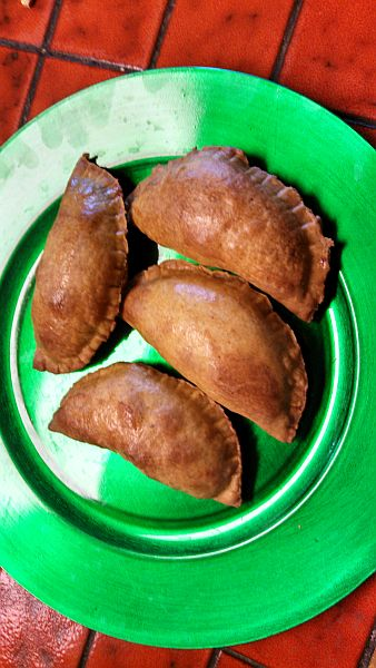 Caribbean Meat Pies